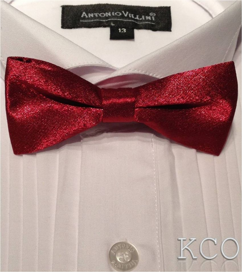 Bow Tie Burgundy~Special Occasion